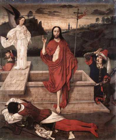 Wigilia Paschalna - Chrystus Zmartwychwstały