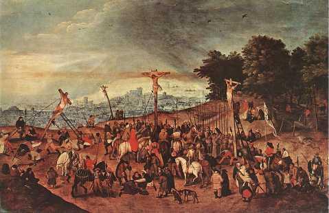 Wielki Piątek - Jezus Ukrzyżowany