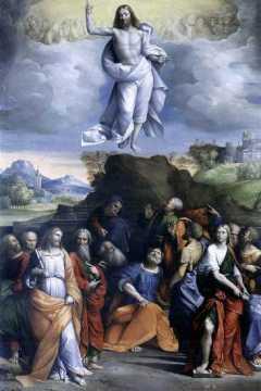 Garofalo: WniebowstÄ…pienie Chrystusa