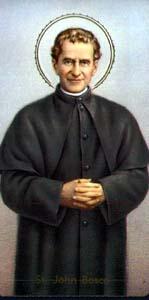 Święty Jan Bosko