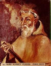 Święty Noniusz Alwarez Pereira