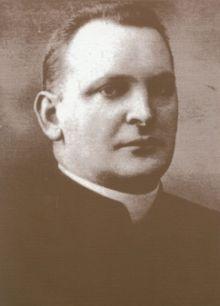 Błogosławiony Jan Nepomucen Chrzan