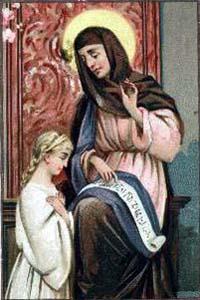 Święta Anna z Maryją