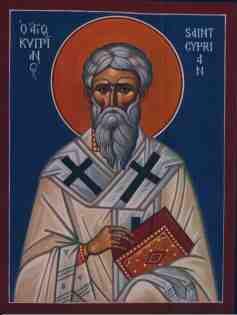 Święty Cyprian