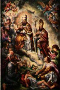 Święci Korneliusz i Cyprian