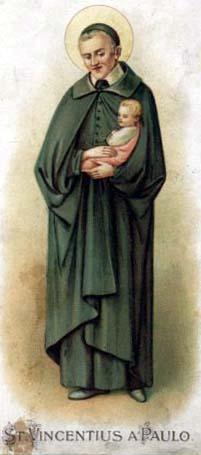 Święty Wincenty a Paulo