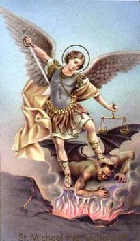 Ilg Czytelnia 29 Września święci Archaniołowie