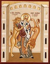 Święty Ignacy Antiocheński