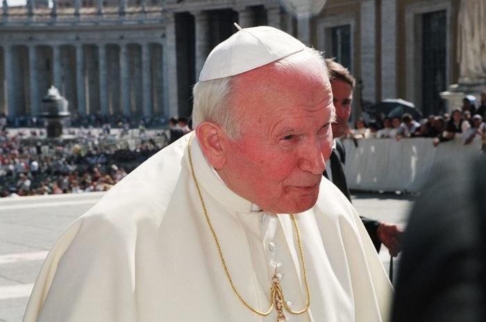 Święty Jan Paweł II, papież-apostoł