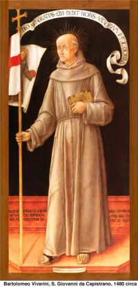 Święty Jan Kapistran