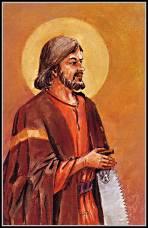 Znalezione obrazy dla zapytania św. juda tadeusz brewiarz